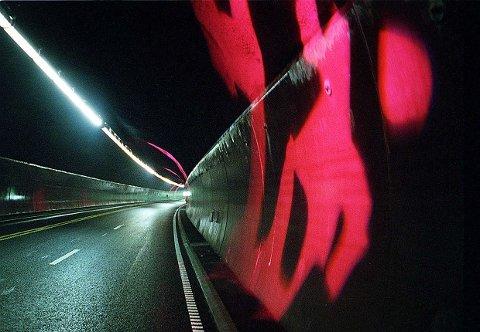 For bratt: Oslofjordtunnen er for bratt ifølge EU´s tunnelsikkerhetsforskrifter.Foto: Arkiv