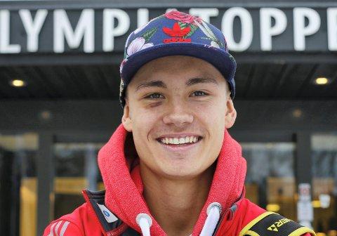 Phillip Sjøen hopper verdenscup i Sveits denne helgen.