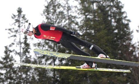 Phillip Sjøen. Foto: Arkiv