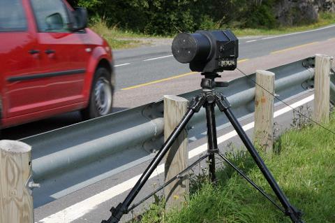 113 km/t i 60-sonen førte til samfunnsstraff for en mann fra Drøbak.