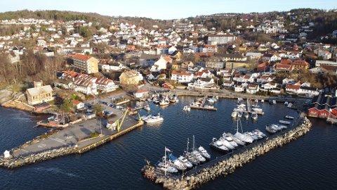 HJELPER ANDRE: DFI, sammen med Frogn kommune og Frivillighetssentralen har gått sammen for å hjelpe andre.