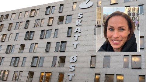 SJEKK NÅ: Er det feil opplysninger i skattekortet, betaler du enten for lite eller for mye skatt - det kan du rette opp nå, påpeker forbrukerøkonom Cecilie Tvetenstrand i Danske Bank.