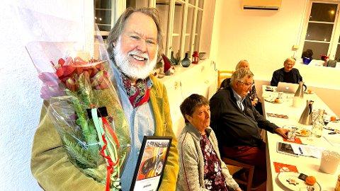 – Jeg er veldig takknemlig sier Jan-Kåre Øien om tildelingen av Gjertrudprisen.