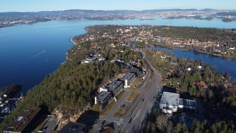 I oversikten over boligprisstatistikken fra Eiendom Norge for tredje kvartal ligger Nesodden på en suveren førsteplass i Viken, med en økning på 17,3 prosent i 2021.