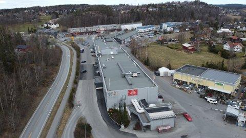 Drøbak City FOTO: Ivar Ruud Eide