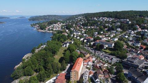 Det var flere innspill til hvordan kommunen skal løse noen av utfordringene med parkering i Drøbak sentrum.
