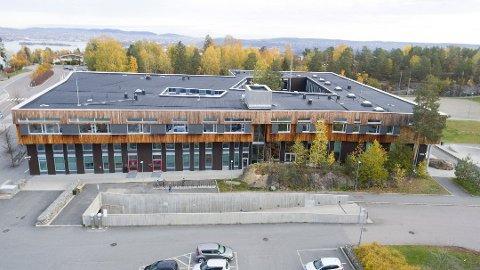 Den nye næringsrådgiveren vil ha base her i Tangenten. Foto: Tor-Arne Dunderholen/Steinar Knudsen