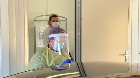 – 17 helseansatte ved et av våre tjenestesteder er satt i karantene, opplyser Frogn kommune
