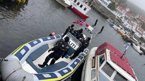 Båtfolket vil se mye til politiet på sjøen denne sommeren.