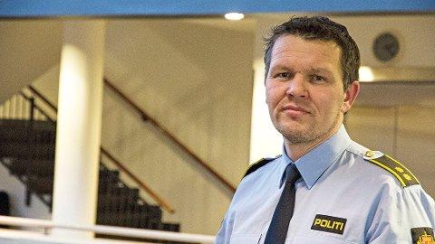 – Snakk med barna dine, still spørsmål og fortell om konsekvensene av ulovlig bildedeling – slik kan du sette barnet ditt i stand til å ta gode val, sier politioverbetjent Oddgeir Høyekvam fra Bryne.