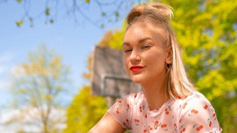 KAN VINNE PRIS: Christina Fraas fra Nesodden er semifinalist i Vixen Awards,