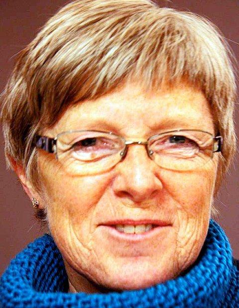 Nominasjonskomiteens leder Inga Ryen Evavold opplyser at en samlet komite var enig om å prioritere å få inn yngre kandidater på valglista. Arkivfoto: Tor Enget