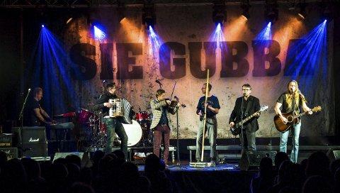Sie Gubba, jubileumsfest i Ålen avlyses.