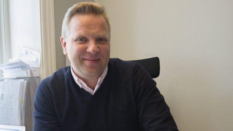Flere turister: Reiselivssjef Frank Norvik i Destinasjon Røros ser positive resultater av mange års godt arbeid.