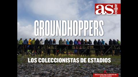 Sætersgård Stadion pryder forsiden på et av nettmagasinene til den spanske avisen AS.