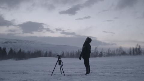 BLIR FILM: Hessdalsfenomenet blir til dokumentarfilm.