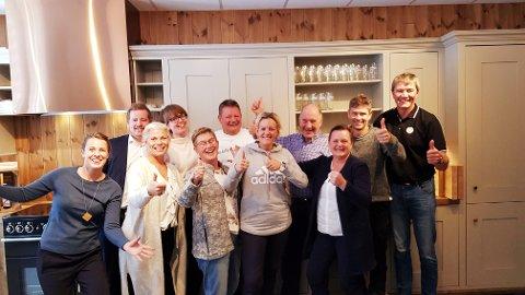 Rørosmat har tatt initiativet til bedriftsnettverket og står som eier og leder av prosjektet. Nettverket består av representanter fra Bergstaden Hotell, Vauldalen Fjellhotell, Røros Hotell, Destinasjon Røros, Coop Røros, Rema 1000 Røros, Galåvolden Gård, Rørosmeieriet, Stensaas, Røroskjøtt, Røros Bryggeri og Rørosmat.
