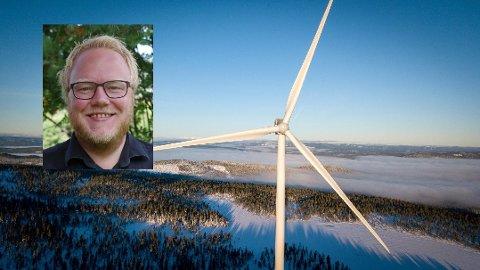 Bjørnar Tollan Jordet, ordfører i Tolga, er glad for at regjeringen dropper nasjonal rammeplan for vindkraft, men krever også strengere konsesjonsregler.