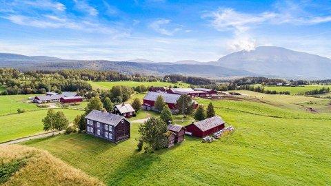 SOLGT: – Responsen var mye større nå enn sist gang eiendommen lå ute for salg, sier eiendomsmegler Tomas Sørli.