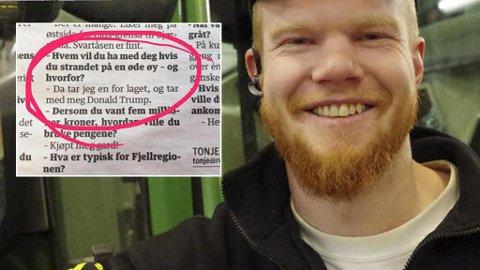 VERKSMESTER: Lars Jordet er verksmester på Eiksenteret hos Tolga Bil.