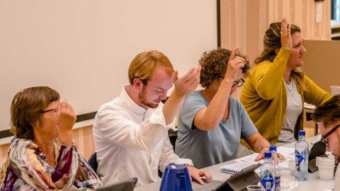 FLERTALL: Majoriteten av Hovedutvalg for Oppvekst og Kultur stemte for å opprettholde Kroer skole.