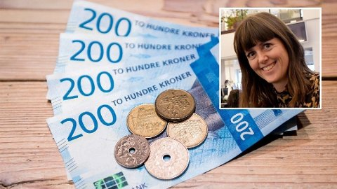 SPARETIPS: Marie Olaussen har spart tusenvis av kroner det siste året, og nå deler hun sine beste tips - uavhengig om du har mye eller lite penger i utgangspunktet. Foto: Jon Olav Nesvold (NTB scanpix)/ Anne Charlotte Schjøll