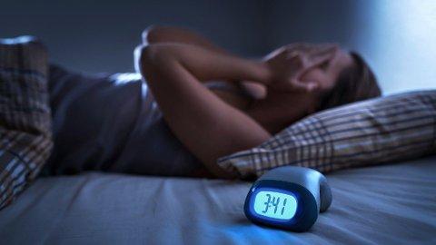 IKKE UVANLIG: Nesten en av ti mellom 30 og 60 antas å rammes av søvnapné som bør behandles. Foto: Getty Images