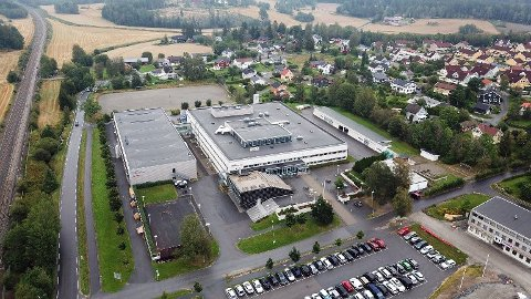 SMITTETILFELLE: Vestby videregående skole melder at en elev ved skolen har testet positivt for korona.