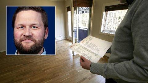 KREVER DOKUMENTASJON Jon-Steinar Hanstad (innfelt) mener at dokumentkravet til boligselgere ikke er nok.