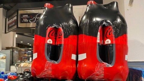 PRISKRIG: Glad i sukkerfri cola? Da har dagligvarekjedene en gladnyhet til deg.