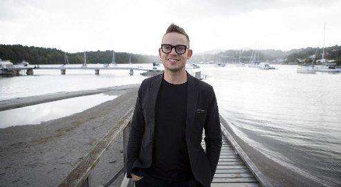 EN BRAGD: Jarle Bernhoft ble nominert som første utenlandske artist i kategorien beste R&B-album. I fjor spilte han på Hvalstrandfestivalen. Foto: Anette Andresen.