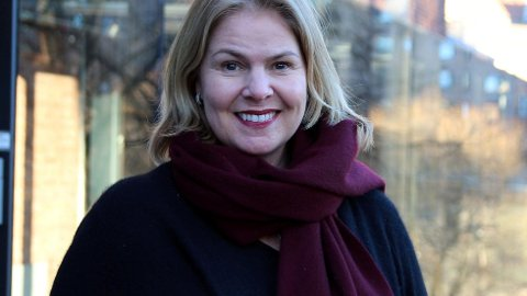 Rådgiver Anne Elisabeth Bull. (Foto: Hilde Unosen, Dagsavisen/ANB)