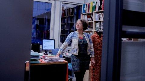 SIFO_forsker Ingun Grimstad Klepp tror leasing av barneklær kan bli et bra supplement til arv av klær. (Foto: Hilde Unosen, Dagsavisen/ANB)