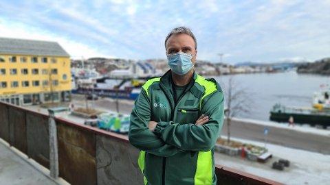 – Virus fra tilfellene i Kristiansund tilhører gruppe B. 1.177, som er en gruppe som har fått stor utbredelse i Europa etter at den først dukket opp i Spania på forsommeren, sier kommuneoverlege Askill Sandvik tirsdag kveld.