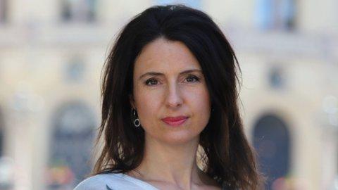 GALSKAP: Sp-politiker Jenny Klinge mener det er bare tull å fjerne tittelen «lensmann».  Foto: Ragne B. Lysaker, Senterpartiet