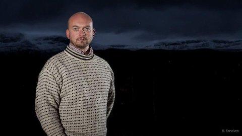 Eirik Kaasa Eliassen blir ny rektor på Risør videregående skole. (Foto: Privat)