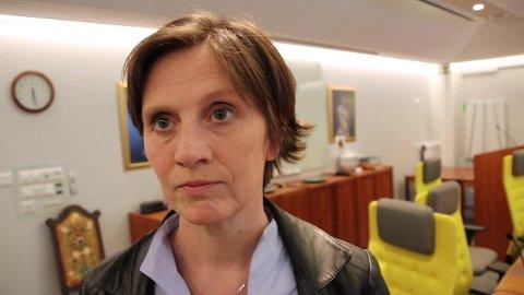 Kjersti Toppe er stortingsrepresentant for Senterpartiet og nestleder i Helse- og omsorgskomiteen.