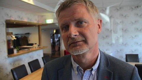 Thor Jørgen Tjørhom (Sp) fra Sirdal