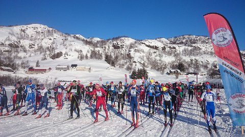 Foto: Sirdal Skimaraton