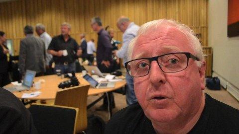 LOKALLAGSLEDER: lokallagsleder Kjell N. Nilsen i Kvinesdal Frp er også medlemsansvarlig i Frp sitt fylkesstyre i Agder.
