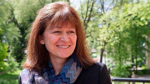 UTNEVNT I DAG: Kjerstin Askholt blir ny politimester i Agder.