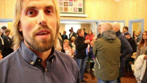 Prosjektleder John Amund Lund i Norsk Vind Energi fremholder at selskapet hadde en god dialog med AMV om å få bruke kaien på Svege