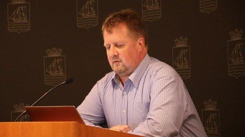 Ordfører Torbjørn Klungland (Frp)