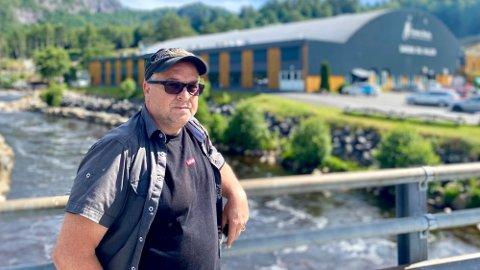 KRITISK: Rune Edvardsen er kritisk til kristne som sprer konspirasjonsteorier og påstander om vaksinen.