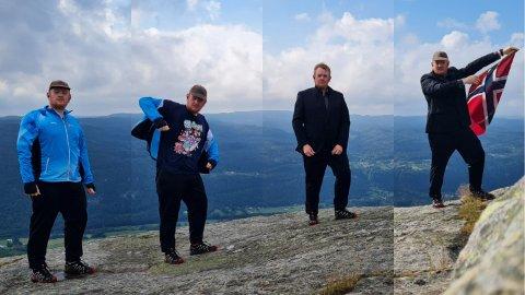 MANGE BILDER: Kim Ronny Røynestad tok bilder hver dag i løpet av det siste året.