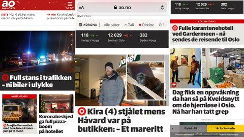 Avisa Oslo utfordrer etablerte medier i hovedstaden. Nå er avisens app klar for nedlasting både for IOS og Android.