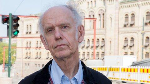 EKSKLUDERT: – Vårt lokallag støtter fullt opp om Jacobsen og det han sier, sa Arne Østreng, leder for Nordre Aker Frp etter ekskluderingen av fylkeslederen. Nå er han selv ekskludert fra partiet.