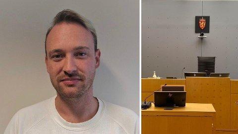 STÅR FREM: Tor-Erik Håvie står frem med navn og bilde fordi ingen menn eller kvinner skal måtte skamme seg over å ha blitt utsatt for voldtekt. Han mener gjerningsmannen fikk for lav straff.
