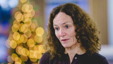 ENDRER: FHI-direktør Camilla Stoltenberg orienterte om vaksiner og prioriteringsrekkefølge.