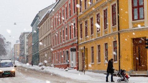 VINNER: Grünerløkka er en av vinnerbydelene de seneste ti årene, det kan bydelen takke ungdommen for.